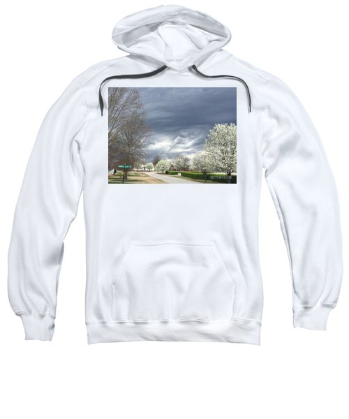 Country Club Circle Sweatshirt