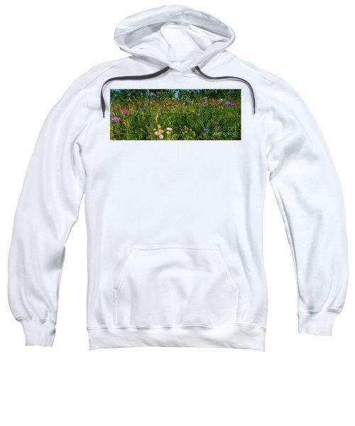 Country Wildflowers IIi Sweatshirt