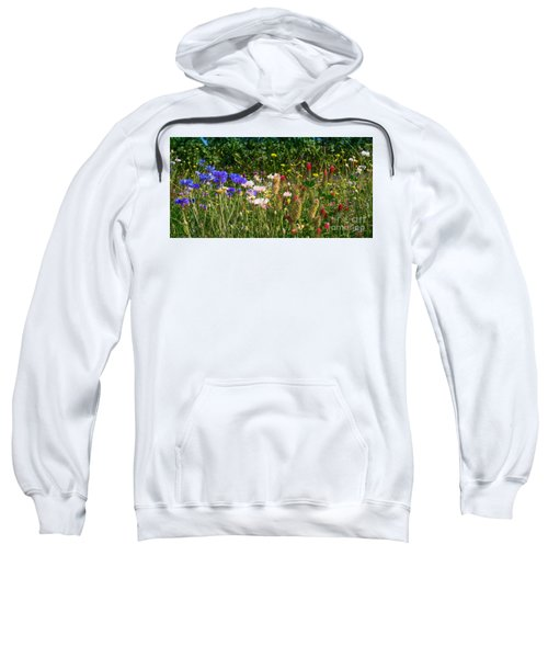 Country Wildflowers Iv Sweatshirt