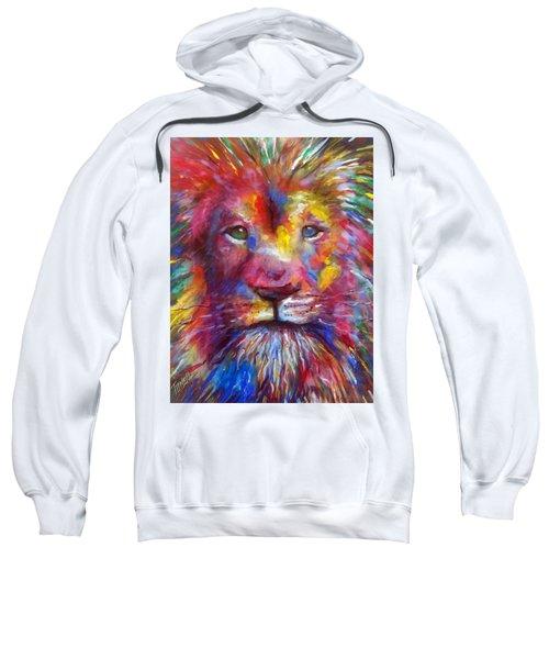 Courage...  Sweatshirt