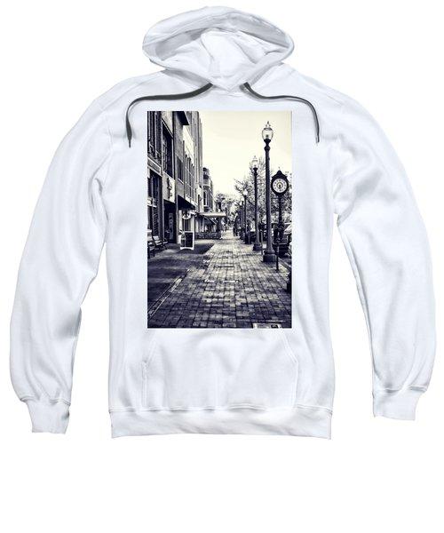 Court Street Clock Florence Alabama Sweatshirt
