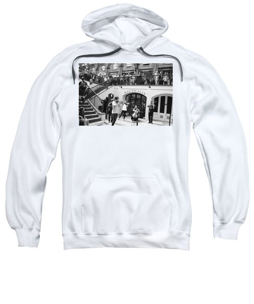 Covent Garden Music Sweatshirt