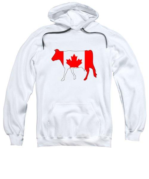 Cow Canada Sweatshirt