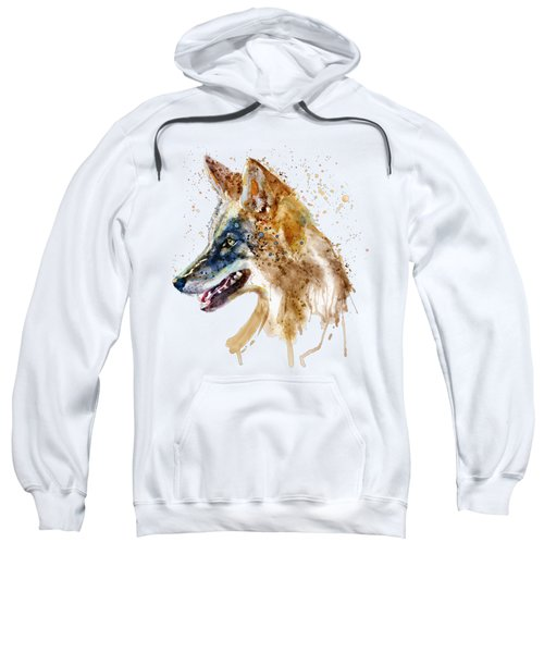 Coyote Head Sweatshirt