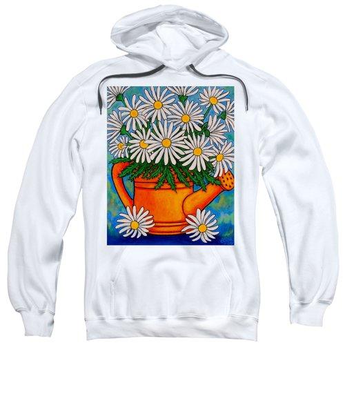 Crazy For Daisies Sweatshirt