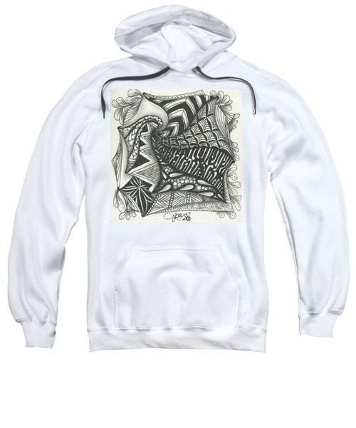 Crazy Spiral Sweatshirt