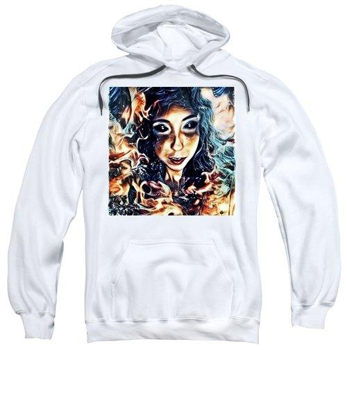 Creature Of The Deep Sweatshirt