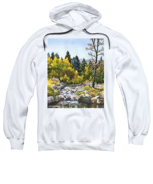 Creek At Caribou Sweatshirt