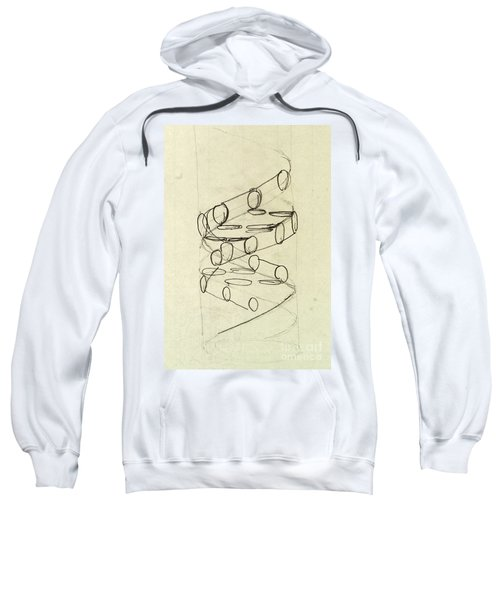 Cricks Original Dna Sketch Sweatshirt