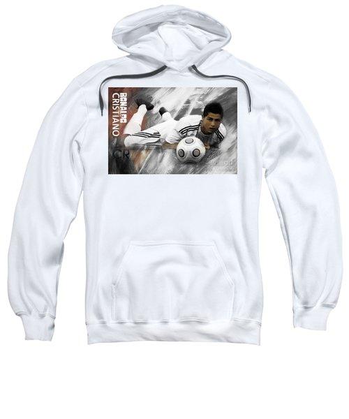 Cristiano Ronaldo 093 Sweatshirt