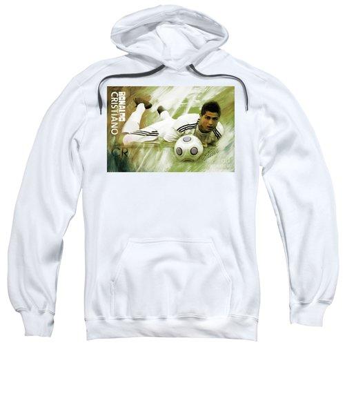 Cristiano Ronaldo 093h Sweatshirt