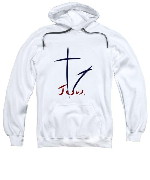 Cross And Shadow Sweatshirt