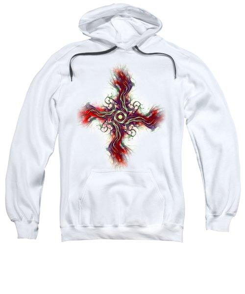 Cross Of Nature Sweatshirt