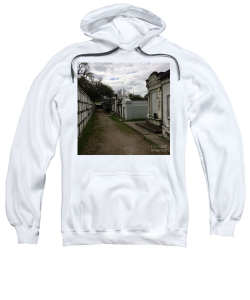 Crypts Sweatshirt