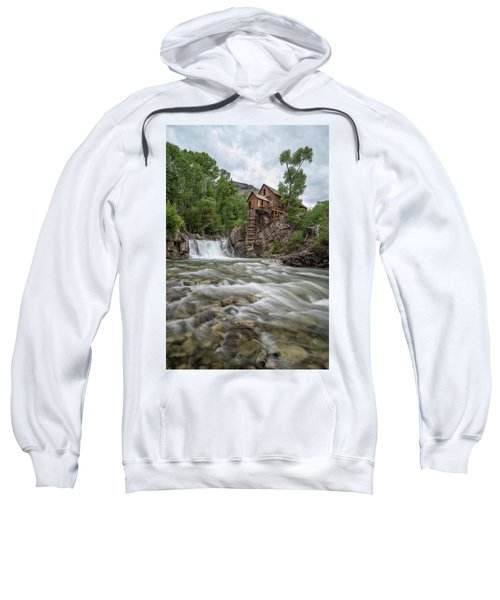 Crystal Mill Colorado 2 Sweatshirt