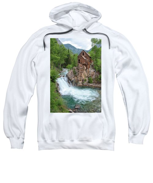 Crystal Mill Colorado Sweatshirt