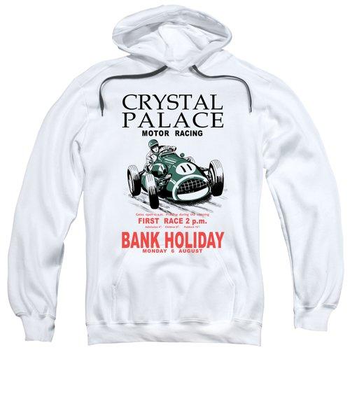 Crystal Palace Motor Racing Sweatshirt