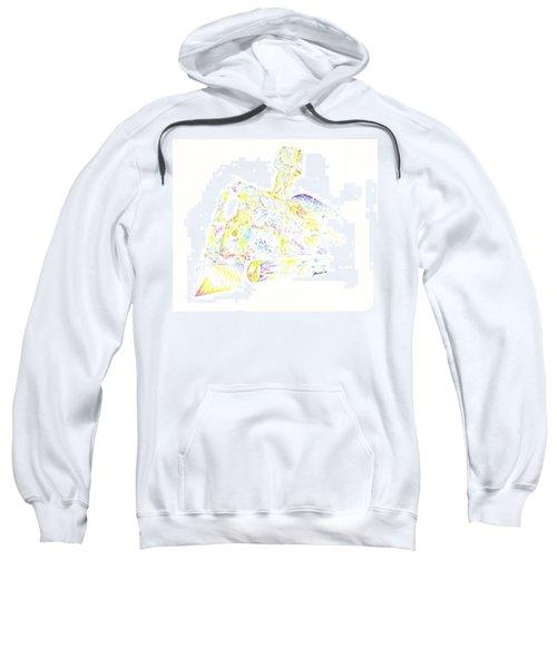 Crystal Train Sweatshirt