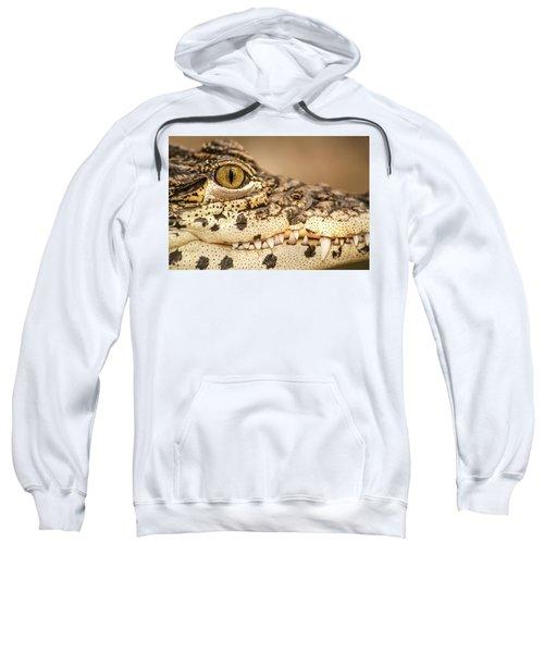 Cuban Croc Smile Sweatshirt