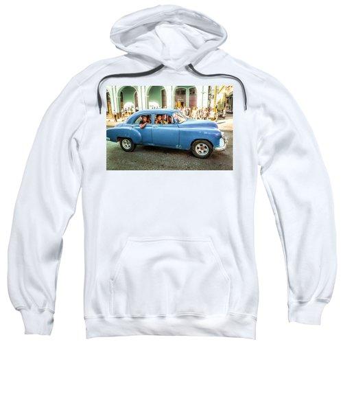 Cuban Taxi Sweatshirt