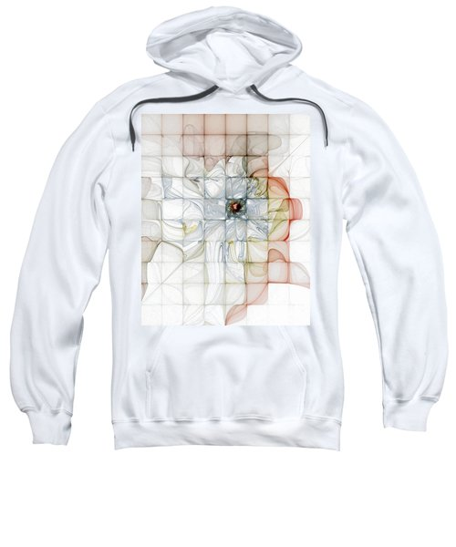 Cubed Pastels Sweatshirt