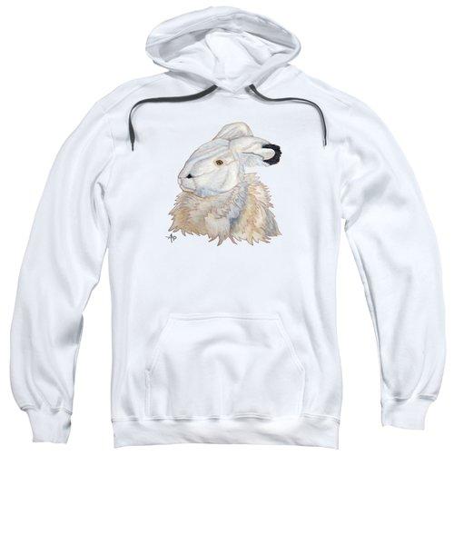 Cuddly Arctic Hare Sweatshirt