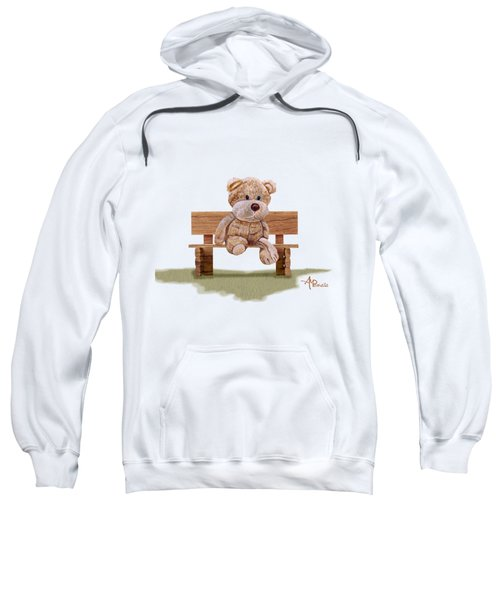 Cuddly At The Park Sweatshirt