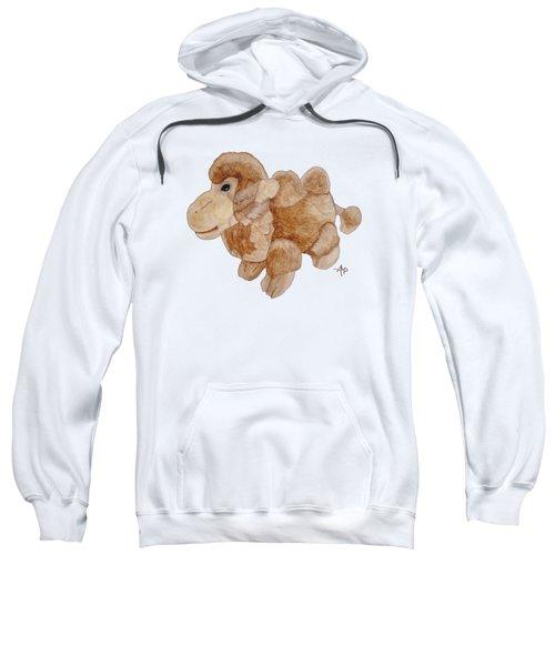 Cuddly Camel Sweatshirt