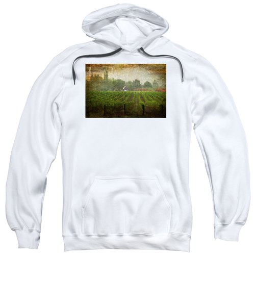 Cultivating A Chardonnay Sweatshirt