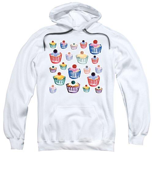 Cupcake Crazy Sweatshirt
