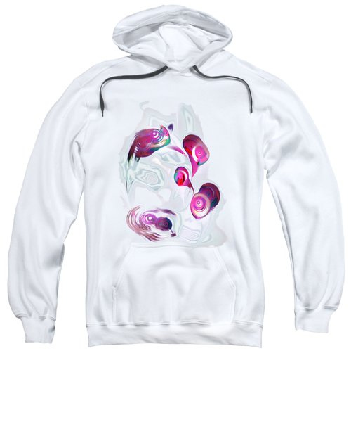 Curious Fish Sweatshirt