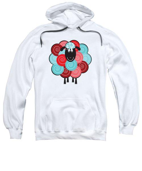 Curly The Sheep Sweatshirt