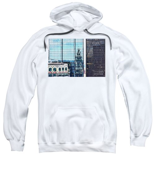 Custom House Reflection Sweatshirt
