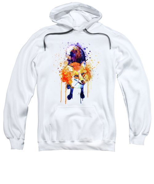 Cute Happy Fox Sweatshirt