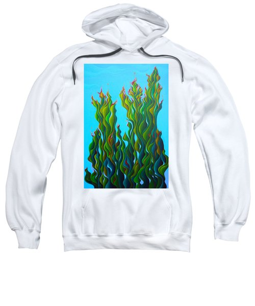 Cypressing A Wave Sweatshirt