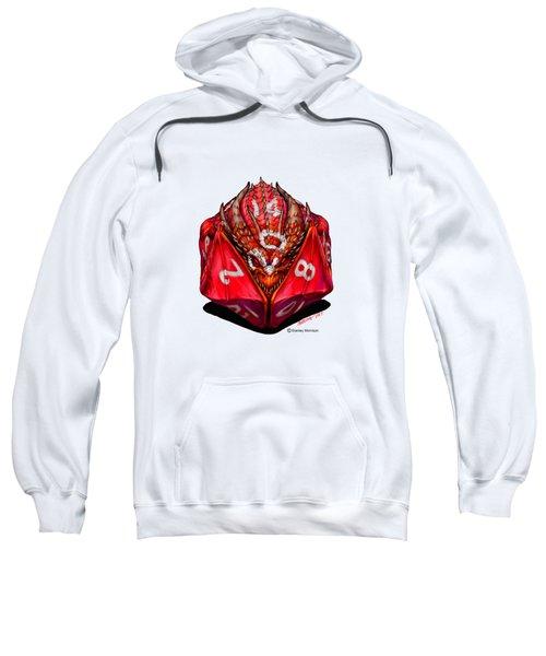 D20 Dragon T Shirt Sweatshirt