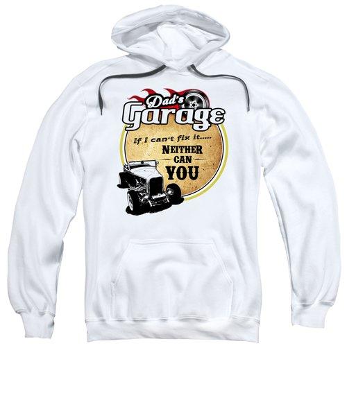 Dad's Garage  Sweatshirt