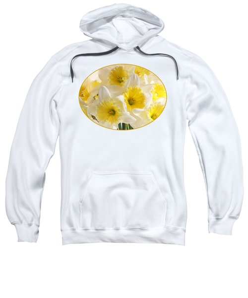 Daffodil Delight Sweatshirt