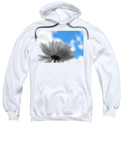 Daisy Blue Sweatshirt