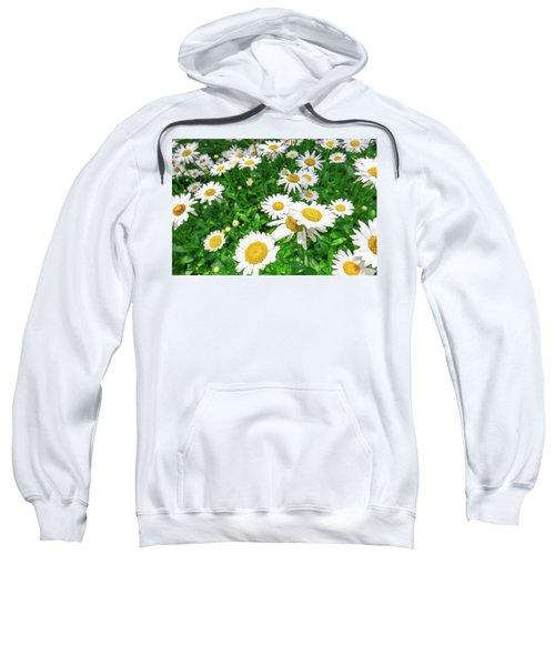 Daisy Garden Sweatshirt