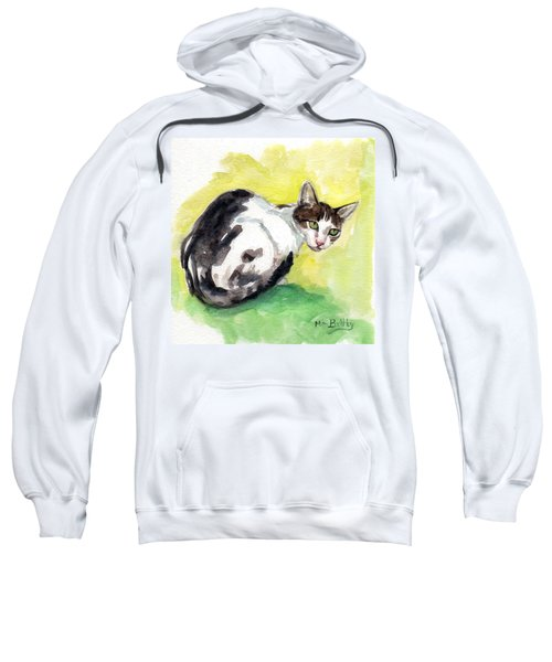 Daisy Or Little Singer Sweatshirt