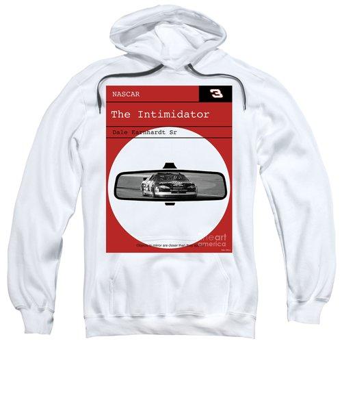 Dale Earnhardt Sr., The Intimidator, Nascar, Minimalist Poster Art Sweatshirt