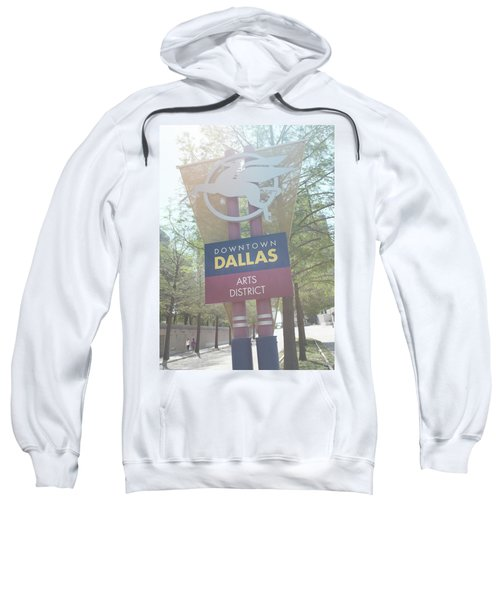Dallas Arts District Sweatshirt