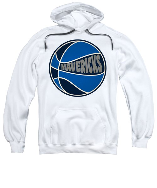 Dallas Mavericks Retro Shirt Sweatshirt