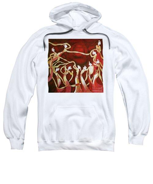 Dance With The Wind Sweatshirt
