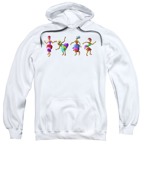 Dancers Sweatshirt