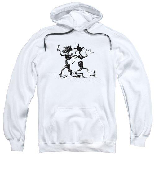 Dancing Couple 1 Sweatshirt