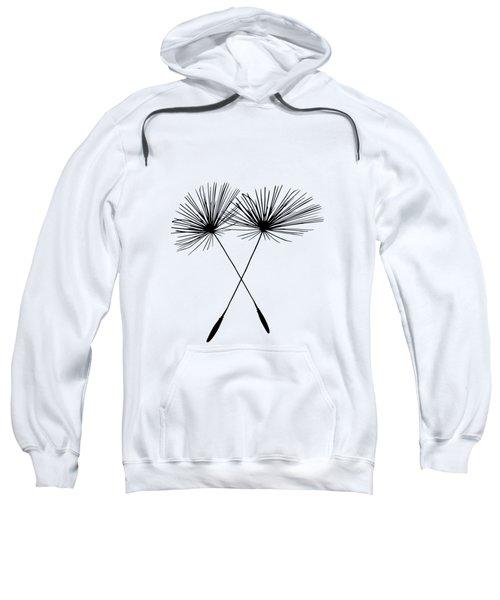 Dandelion Duo  Sweatshirt
