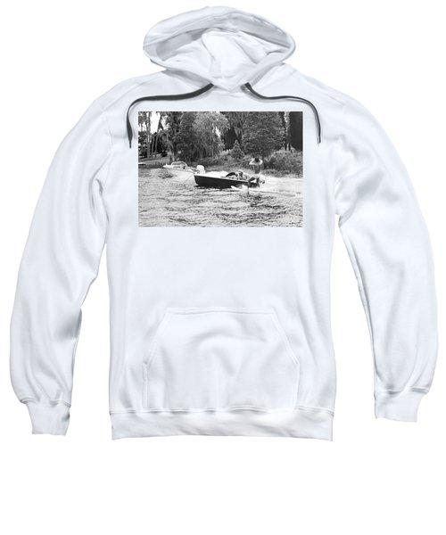 Dangerous Water Skiing Sweatshirt
