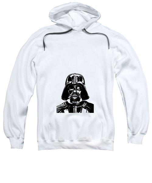 Darth Vader Painting Sweatshirt